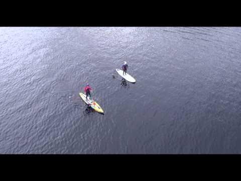 Paddlefast - Loch Venacher
