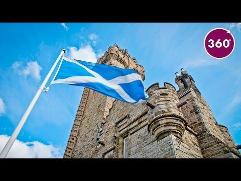 Wallace Monument | 360 Video