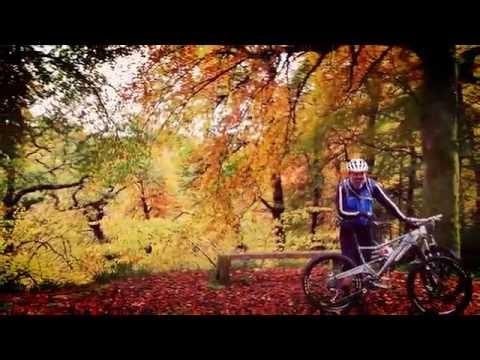 Drumlanrig Castle Mountain Biking October 2015