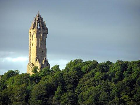 Wallace Monument, Abbey Craig, Stirling, Scotland, Europe
