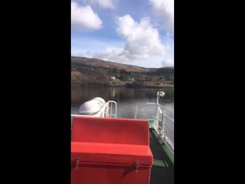 Corran Ferry March 2015