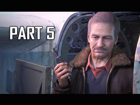 Uncharted 4 A Thief's End Walkthrough Part 5 - SCOTLAND! (Let's Play Commentary)