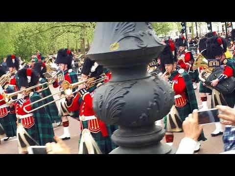 Band Of The Royal Regiment Of Scotland And 5 Scots (balaklava Company)