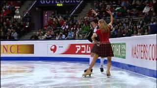 Sinead Kerr & John Kerr - 2008 Worlds OD - Scottish Dance