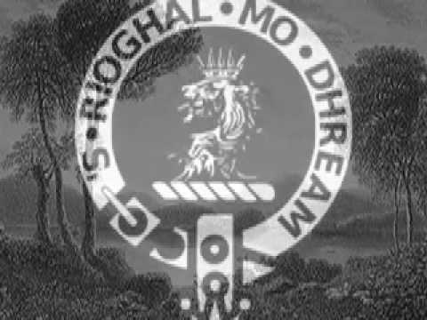 Seabhag Chlann Ghriogair - Le:  Páraig MacNéil - The Falcon Of Clan Gregor