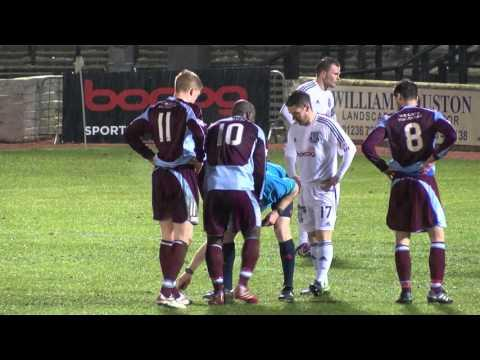 SPFL League 1: Ayr United V Stenhousemuir