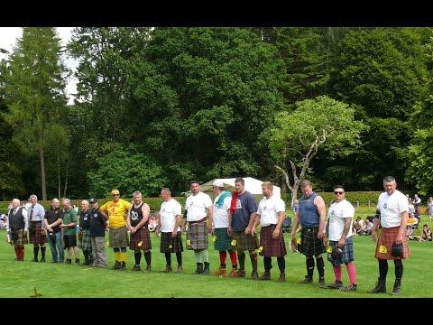 Inveraray Highland Games (2016-07-19) :