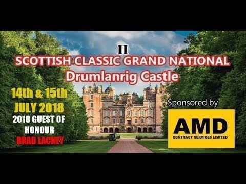 Racing At The Castle 2018 - Drumlanrig Scottish Grand National