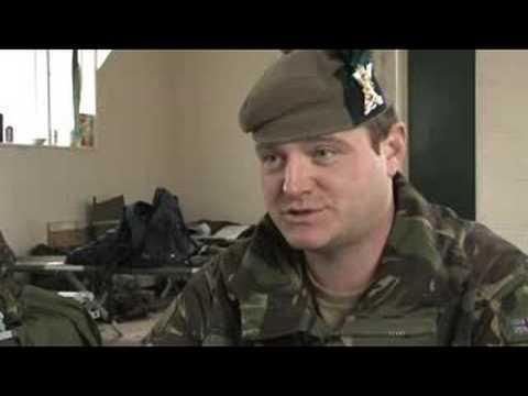 Argylls In Afghan - Corporal Macneil