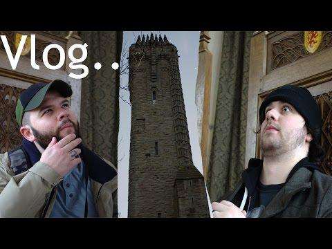 Vlog Time | Stirling Castle | Wallace Monument