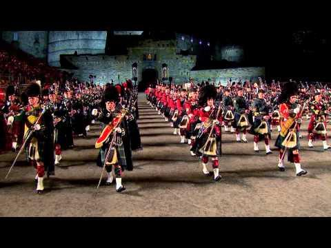 The Royal Edinburgh Military Tattoo | Wellington | February 2016