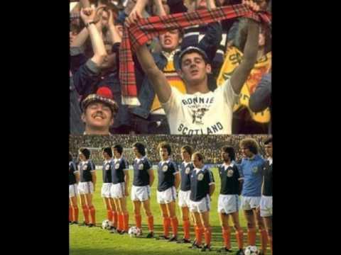 Ally's Tartan Army - Scotland 1978