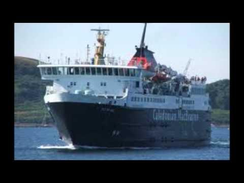 CalMac Ferry Song