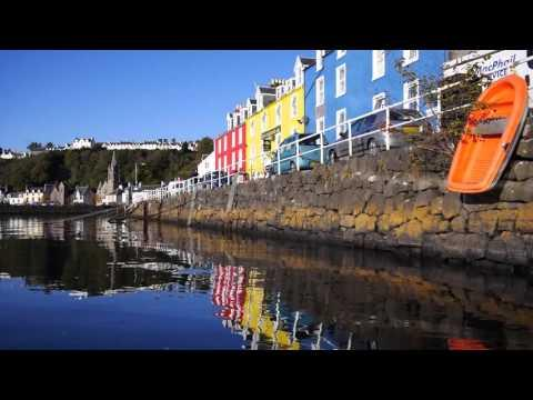 A Visit To Tobermory And The Isle Of Mull, Oct 2016