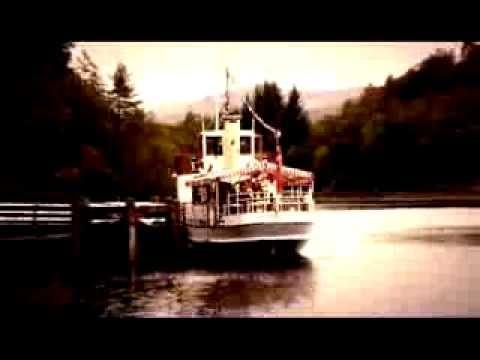 Loch Katrine SS Sir Walter Scott