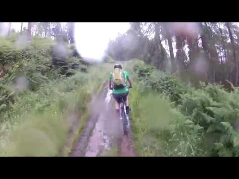 Mountain Biking At Aberfoyle