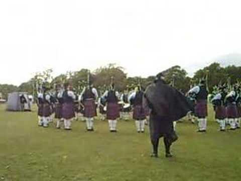 Dumbarton 2007 - Clan Gregor Society