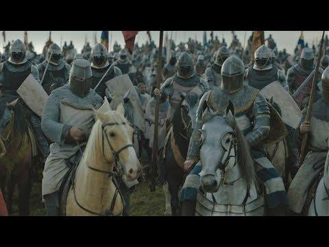 The Battle Of Loudoun Hill | Outlaw King (2018) Final Battle Scene