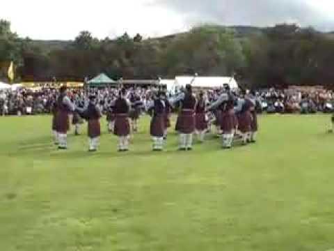 Clan Gregor - British Championships 2006