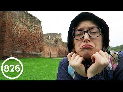 BOTHWELL CASTLE FAIL! | BZVLOGS