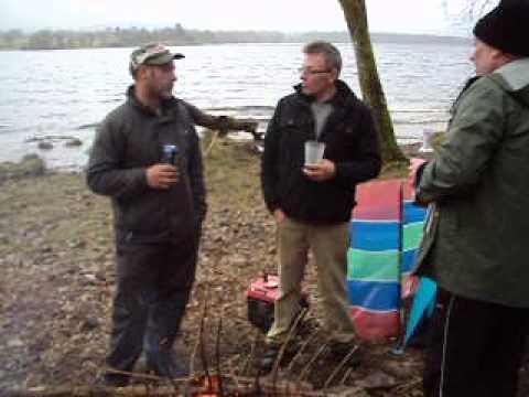 Loch Ken Camping 2