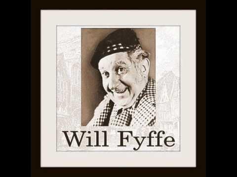 Will Fyffe - * Landlord Of The Pub In Aberfoyle*