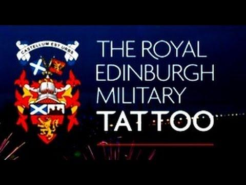 Royal edinburgh military tattoo 1991 for Royal military tattoo