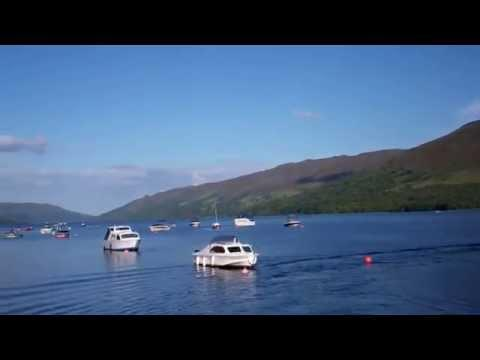Loch Earn Scottish Highlands Scotland