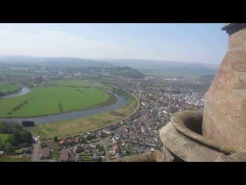2016 05 10 Stirling, Top Of William Wallace Monument