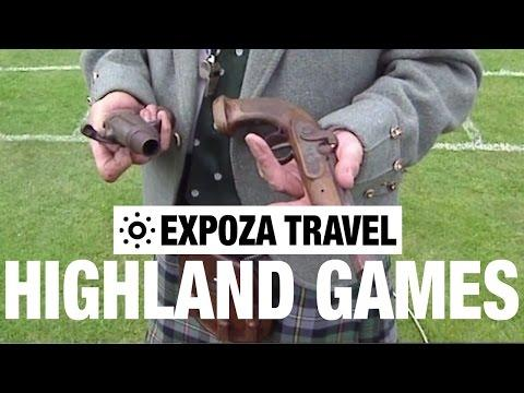The Highland Games Of Braemar (Scotland) Vacation Travel Video Guide