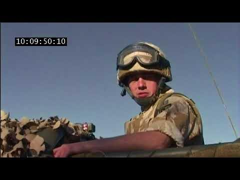 The Argyll And Sutherland Highlanders In Basra: Frontline Scotland 2004