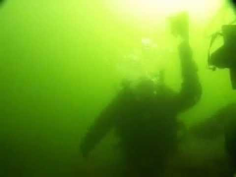 Fast Drift Dive - Ballachulish, Scotland