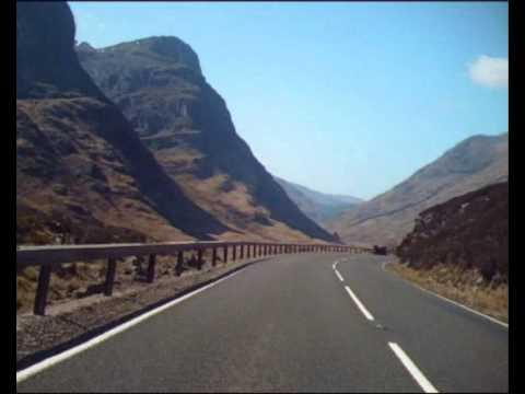 Elbow - One Day Like This A82 To Glencoe Over Rannoch Moor -