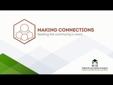 Making Connections | Ten Steps To Community Ownership