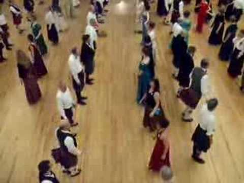 Scottish Country Dance Strathspey