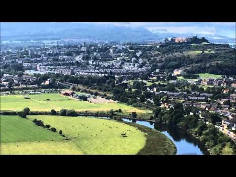 Braveheart William Wallace Monument 2014