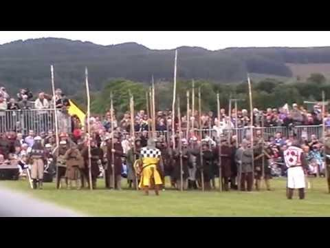 Bannockburn Live 2014 - The Battle Re-Enactment