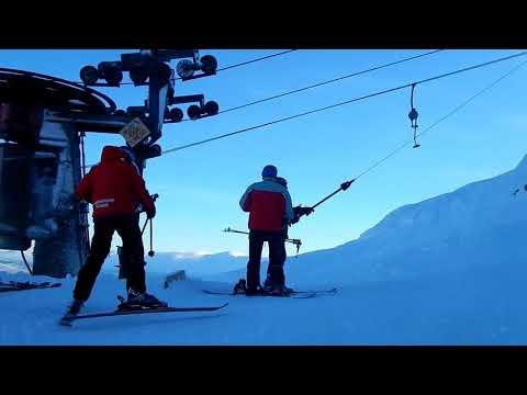Skiing At Glencoe, Monday 8th January - Full Edit & Conditions Report