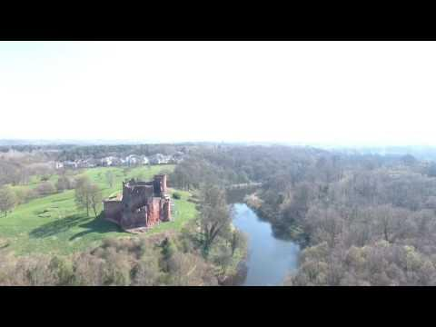 Bothwell Castle April 2017