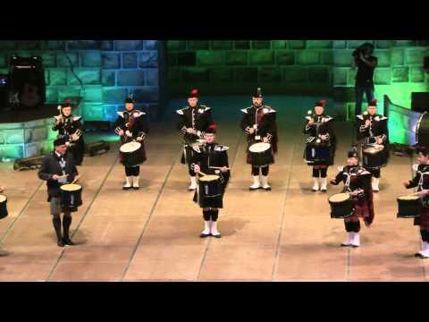 The Music Show Scotland: Drum Salute