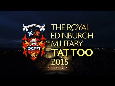 BBC - The Royal Edinburgh Military Tattoo 2015