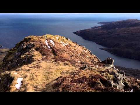 Todun Summit, Isle Of Harris, Outer Hebrides