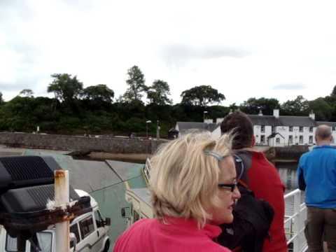 Corran Ferry To Ardnamurchan