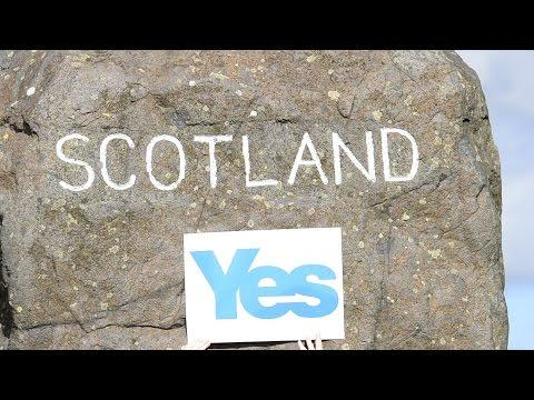 Scottish Borders Youth For Yes