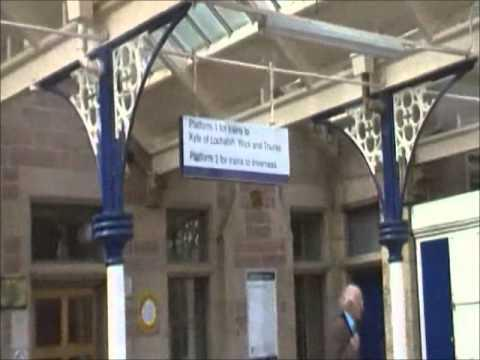 Thurso Train Trip Pt 3 Inverness To Thurso