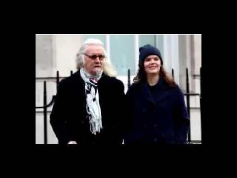 Billy Connolly Is The Big Yin But His Daughter Scarlett Is The Big Grin