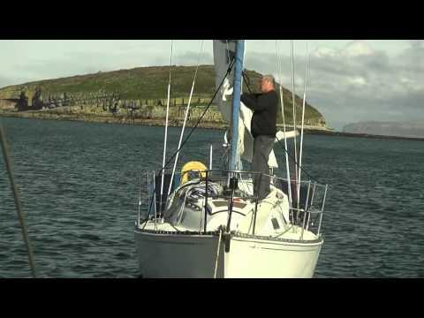 Night Song. Sailing In North Wales YT.avi