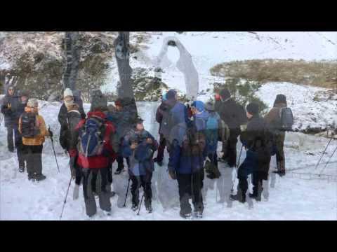 Kilmarnock Ramblers, Long Cairn & Loudoun Hill, Darvel, Jan 17th 2016