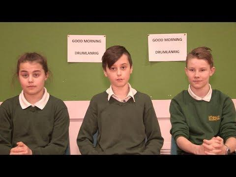 The Armstrong Clan By Drumlanrig St. Cuthbert's Primary School | Scots Language Project 2018