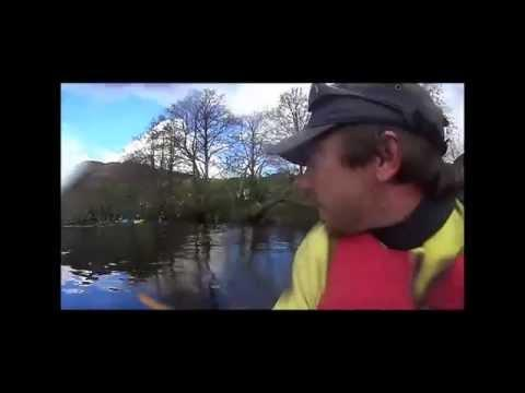 Kayaking The River Forth From Aberfoyle To Stirling